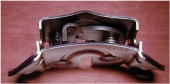 FRONT BONNET LATCHES VOLVO TYPE Y286