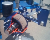 SHOCK ABSORBERS for BPW